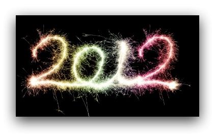 2012年 〜 明けましておめでとうございます