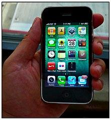 iPhoneホーム画面を曝せ!