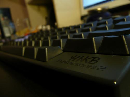 [HHKB]小指Commandのススメ(Winなら小指Control) HHKBのその他の商品も紹介しちゃうよ (´∀`)