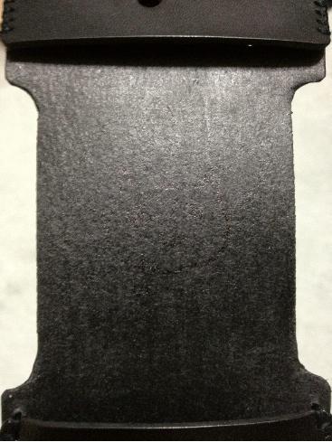 Abicase cawa 栃木レザー ブラック6