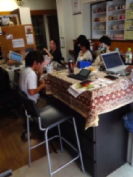 市川Blog合宿2