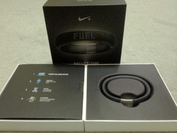 Nike + Fuel band1