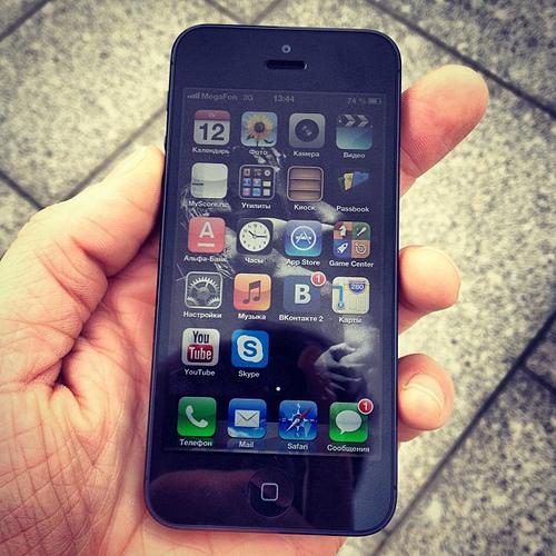[iPhone]今年定番になったiPhoneアプリ #2012app / 意外に少ない!
