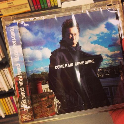 布袋寅泰 - COME RAIN COME SHINE