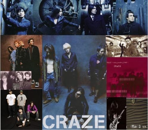 [MusicLog::Vol.68]CRAZEの曲で好きなのを5つ(ミュージックビデオ有り)