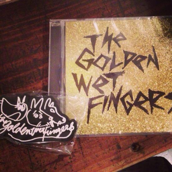 [MusicLog::Vol.70]THE GOLDEN WET FINGERS / ライブ会場限定盤だけ買いにツアーファイナルへ