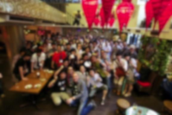 集合写真 - Dpub8 in 大阪