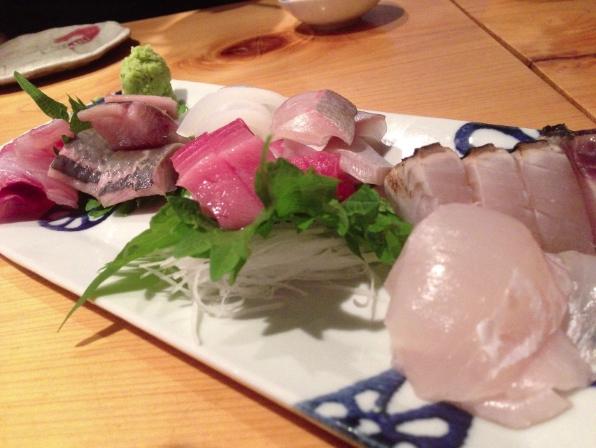 お刺身 - 竹蔵祭り 2013 - Dpub後夜祭