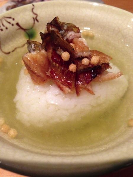穴子のお茶漬け - 竹蔵祭り 2013 - Dpub後夜祭