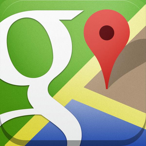 サムネイル - Google mapsを指1つでズームアウト&ズームイン