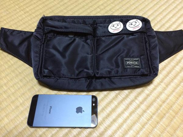小さめのバッグ - Dpub 9 in 東京持っていくと良いものまとめ