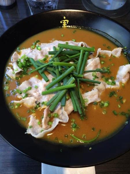 かれー麺! - かれー麺実之和 - カレーとラーメンが好きなら1度は食べた方が良い!