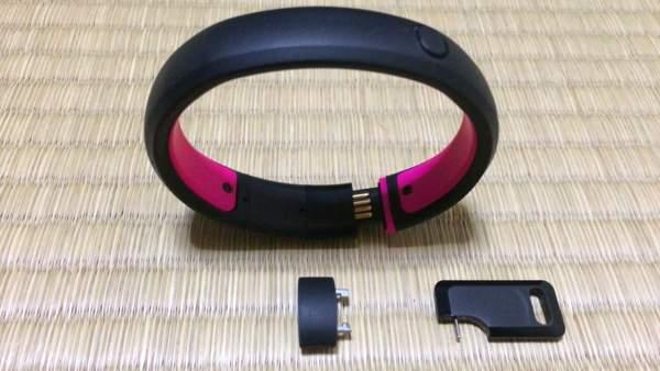 サイズ変更 - Nike FuelBand SEピンクフォイル購入