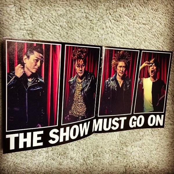 SA -『THE SHOW MUST GO ON』/ 今のSAのPunk Rockが詰まったアルバム[MusicLog::Vol.84]