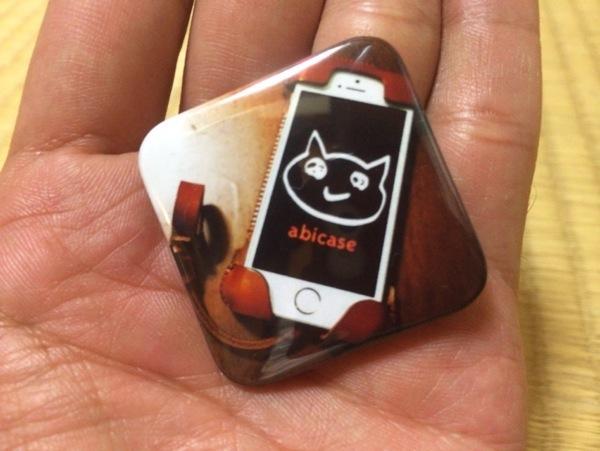 しっかりした作り - Cangramでabicaseと猫、そして松ちゃんの缶バッチを作ってみた / Instagramの写真使って缶バッチが作れちゃう!