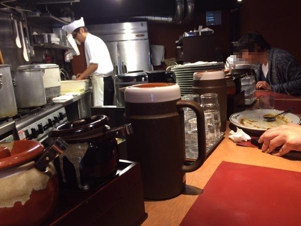お店の中 - 大阪にある『上等カレー』が渋谷で食べれる!味はそのまま大阪の味!メチャクチャ美味いよ!