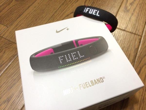 Nike FuelBand SEで『MEM LOW SYNC』が表示された時の対処方法 / 改善されない場合もあるみたい