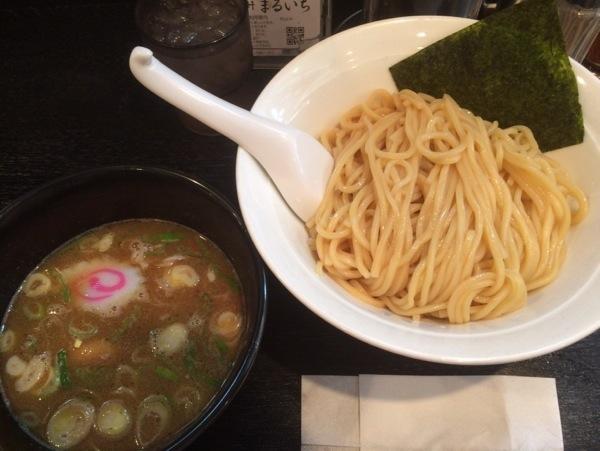 つけ麺 - 大勝軒まるいち(新宿東南口店)のつけ麺を食す! / 安定した味でホッとするつけ麺でした