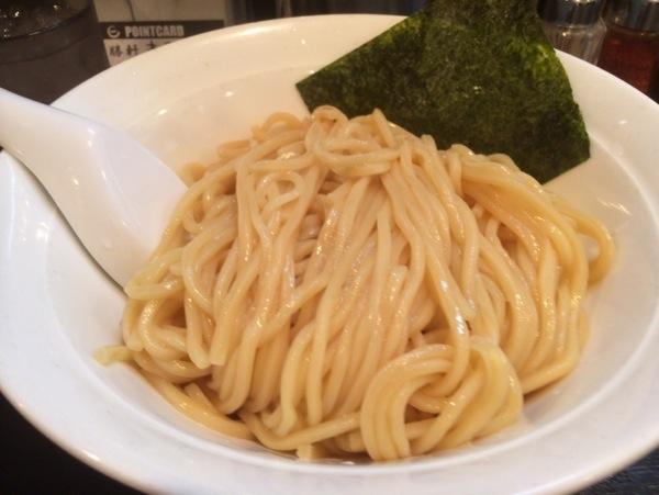 麺 - 大勝軒まるいち(新宿東南口店)のつけ麺を食す! / 安定した味でホッとするつけ麺でした