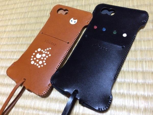 iPhone6はまだ届いてないけどその前にabicaseがやって来た!iPhoneにはabicase! #abicase