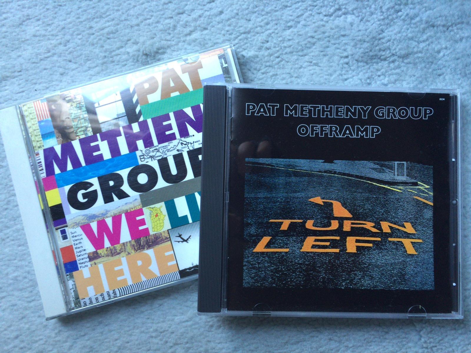 アイキャッチ - Pat Metheny GroupのJazzがノイズを避けたい時に聞くと心地よく感じる今日この頃 [MusicLog::Vol.89]アイキャッチ - Pat Metheny GroupのJazzがノイズを避けたい時に聞くと心地よく感じる今日この頃 [MusicLog::Vol.89]