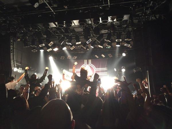 アイキャッチ- SA 2015 OPENING UP TOUR ファイナルライブレポート![MusicLog::Vol.91]