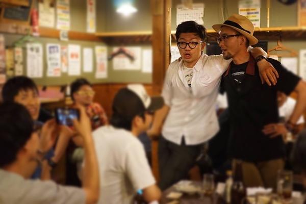 3次会- Dpub11 in 東京無事終了/ あっという間の8時間 / 初Dpub締めを仰せつかる