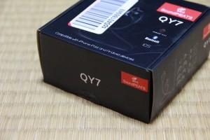 アイキャッチ - SoundPEATS QY7 / 値段の割にはしっかりとした作りのBluetoothイヤホン / コスパ良し / 開封の儀!