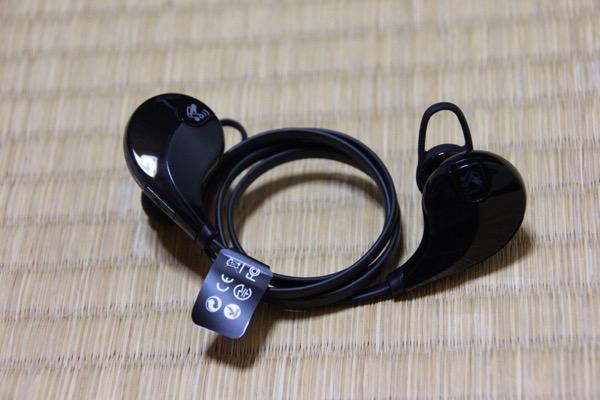 SoundPEATS QY7本体 - SoundPEATS QY7 / 値段の割にはしっかりとした作りのBluetoothイヤホン / コスパ良し / 開封の儀!