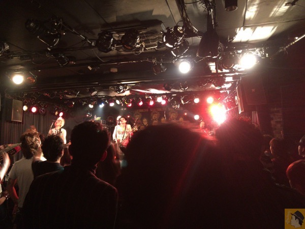 FUNGUS - SSB TOUR 2016のファイナル@下北沢Gerden 出演6バンドでお腹いっぱいなライブで楽しかった!ヤッパリRockだよ [MusicLogVol.109]