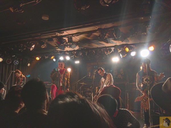 The STRUMMERS - SSB TOUR 2016のファイナル@下北沢Gerden 出演6バンドでお腹いっぱいなライブで楽しかった!ヤッパリRockだよ [MusicLogVol.109]