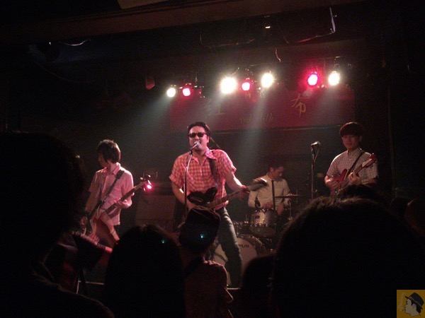 Ryochan & The Rich Buzz - Cavern Stomp Vol.2@新宿レッドクロスに行ってきた!マジービート、モッズ、レゲエ... 溢れるイベントで楽しく最高な時間・空間だった![MusicLogVol.118]