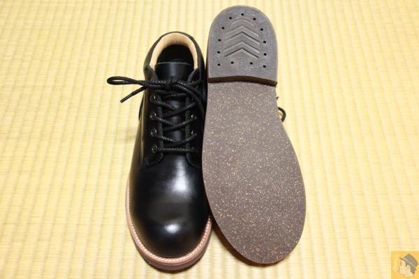 コルクソール - 国産ブーツメーカーSlow Wear Lionの『Oxford』を購入!履き心地、歩きやすさは抜群に良い!
