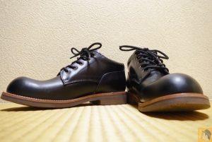 アイキャッチ - 国産ブーツメーカーSlow Wear Lionを敬遠していたが『Oxford』を購入!履き心地、歩きやすさは抜群に良い!