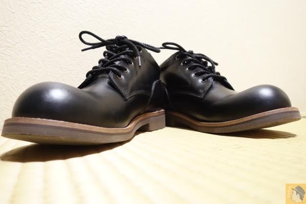 Slow Wear LionのOxford - 国産ブーツメーカーSlow Wear Lionの『Oxford』を購入!履き心地、歩きやすさは抜群に良い!