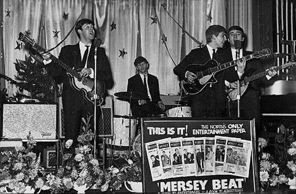 アイキャッチ - マージービート(Mersey Beat)が好きだけど一体何なのか調べた / The Beatlesだけがマージービートではない[MusicLogVol.122]