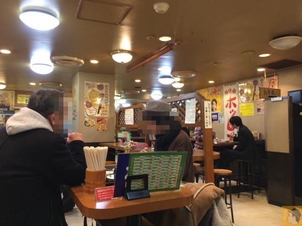大都会店内3 - 松戸駅近くにある『ラーメン居酒屋 大都会』のもつ煮込み定食が値段以上の美味しさでコスパが良い!