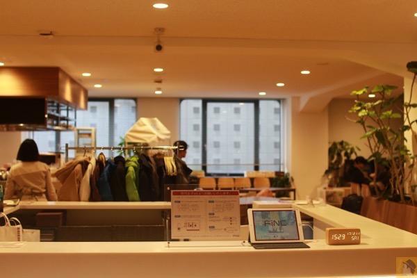 エントランス - FiNCブロガーミートアップで株式会社FiNCさんのオシャレで綺麗なオフィスを訪問してきました! プレゼントキャンペーン情報有り #fincblogger