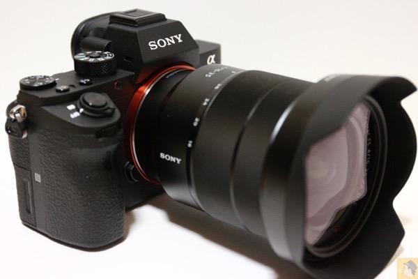 全体その2 - 初めてのフルサイズミラーレス一眼『Sony α7RⅡ(ILCE-7RM2)』を購入!