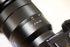 SEL1635Z - 初めてのフルサイズ一眼レフ『Sony α7RⅡ(ILCE-7RM2)』を購入!