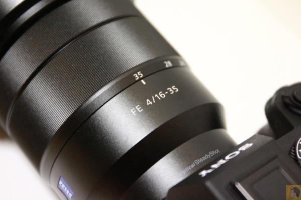 SEL1635Z - 初めてのフルサイズミラーレス一眼『Sony α7RⅡ(ILCE-7RM2)』を購入!