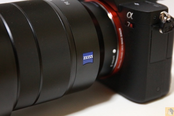 ZEISS - 初めてのフルサイズミラーレス一眼『Sony α7RⅡ(ILCE-7RM2)』を購入!