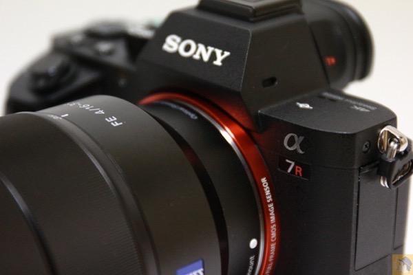 サムネイル - 初めてのフルサイズ一眼レフ『Sony α7RⅡ(ILCE-7RM2)』を購入!