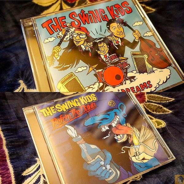 The Swing Kids - 2018年に行きたいバンドのライブ10選[MusicLogVol.135]