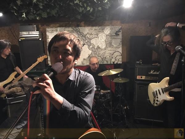 ネオンライト - じゃじゅうか 2018/02/02 HOWLING AT THE MOON@中野MOON STEP じゃじゅうか目当てで聞きたい曲聞け最高 [MusicLogVol.137]