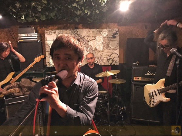 じゃじゅうか 2018/02/02 HOWLING AT THE MOON@中野MOON STEP じゃじゅうか目当てで聞きたい曲聞け最高 [MusicLogVol.137]