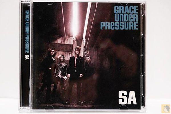 サムネイル - SA(エスエー)10枚目のアルバム『GRACE UNDER PRESSURE』今のSAを余すことなく詰められた力強いアルバム[MusicLogVol.139]