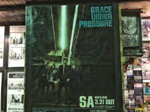 サムネイル - SA(エスエー)2018/04/12『GRACE UNDER PRESSURE TOUR 2018』@千葉LOOK / ツアー初日の良き緊張感[MusicLogVol.141]