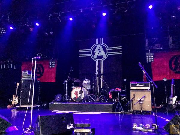 サムネイル - SA(エスエー)2018/06/09『GRACE UNDER PRESSURE TOUR 2018』@マイナビ赤坂ブリッツ / ツアーファイナルで見たSAのど真ん中